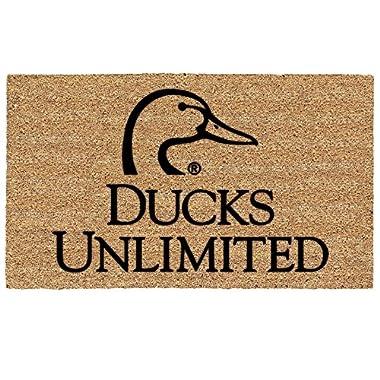 Ducks Unlimited Coir Door Mat Floormat