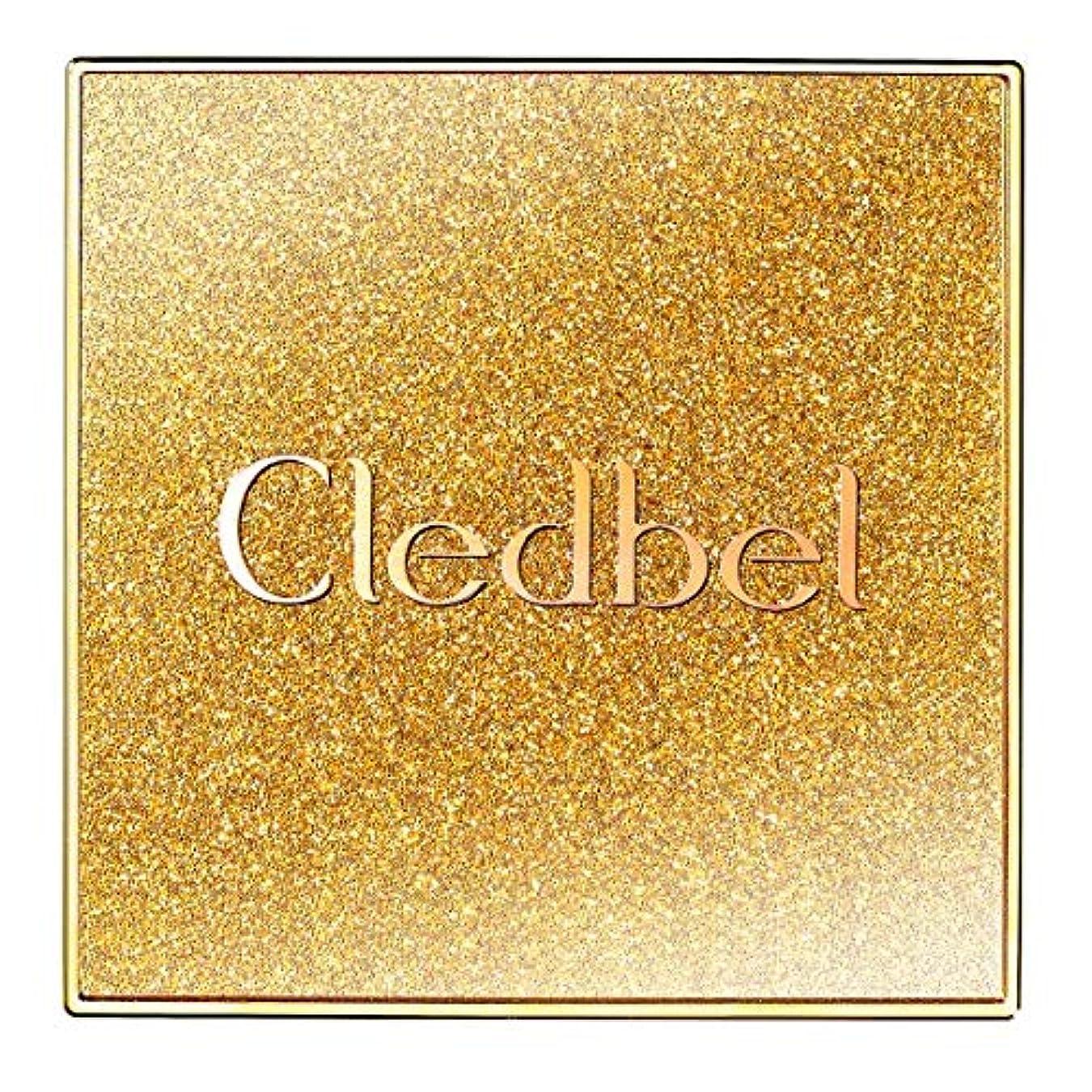 求人奇跡的な音楽[Cledbel] Miracle Power Lift V Cushion SPF50+ PA+++ GOLD EDITION/クレッドベルミラクルリフトV クッション [並行輸入品]