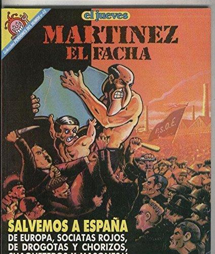 Pendones del Humor numero 048: Martinez el Facha: Salvemos España