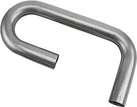 Combo Exhaust Pipe Mandrel Bend/Header Tubing, Mild Steel, 1-3/4 Inch