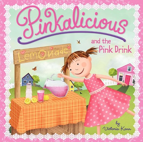 Pinkalicious And The Pink Drink (Turtleback School & Library Binding Edition)