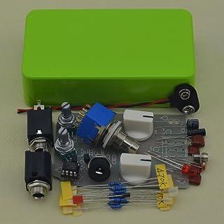 DIY Compressor effect pedal guitar stomp pedals Kit GR