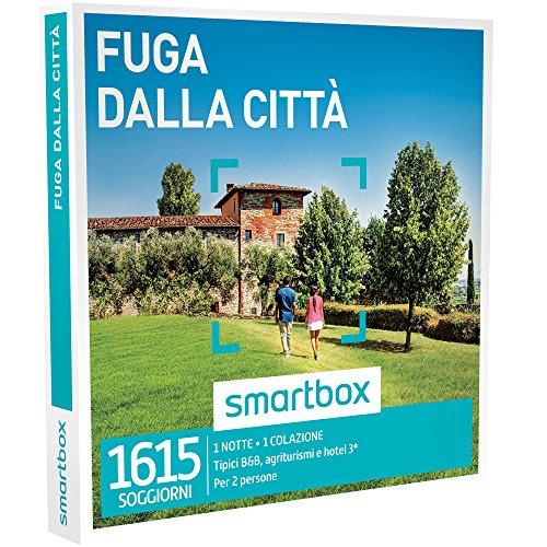 smartbox - Cofanetto Regalo - Fuga dalla Città