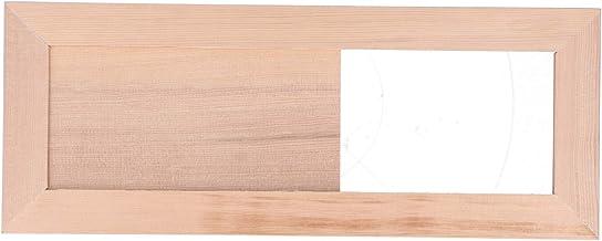Painel de ventilação de sauna, grelha de ventilação de ar Equipamento para sala de sauna para sala de sauna para casa