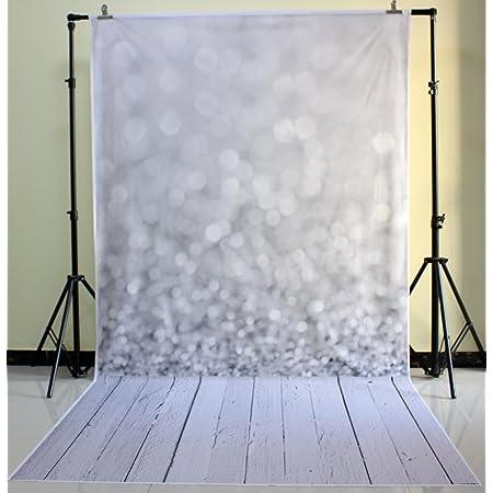 150x300cm Weihnachten Holzboden Fotografie Hintergrund Kamera