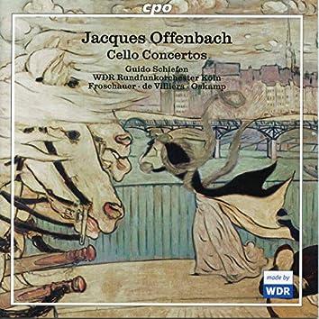 Offenbach: Cello Concertos