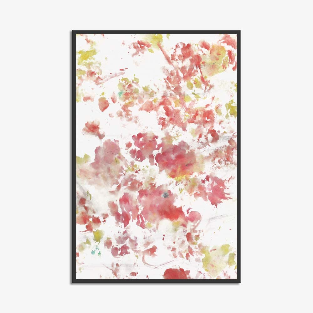 SIGNWIN Framed New mail order Canvas Wall Abstract Prints At the price Art Watercolor