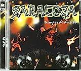 Songtexte von Saratoga - Tiempos de directo