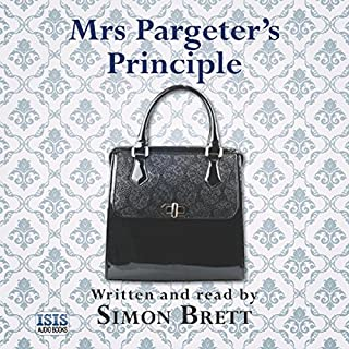 Mrs Pargeter's Principle cover art