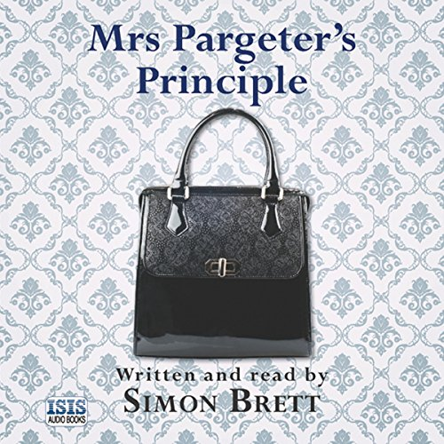Mrs Pargeter's Principle audiobook cover art