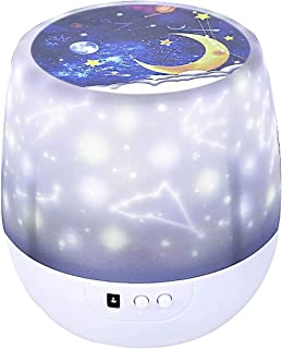 Star Night Light for Kids Universe Projection Lamp with 5 Films for Birthday Festival Gifts JoinBuy