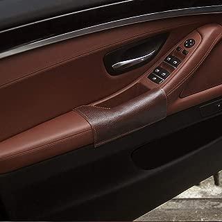B Baosity Panel Handle Tira Cubierta Panel de Puerta Izquierda para BMW E70 E71