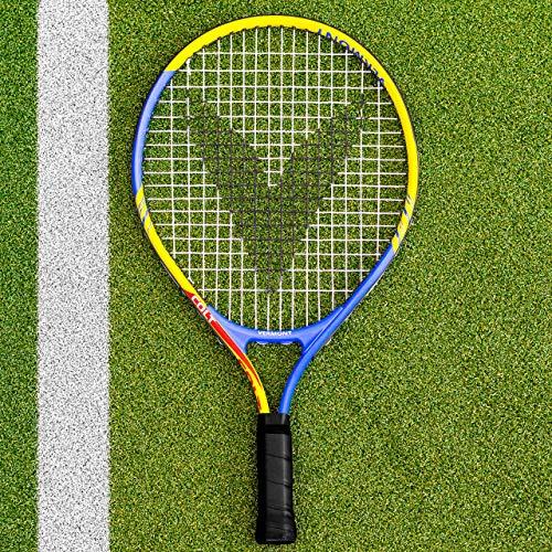 Vermont Colt Tennisschläger (4 Größen) Mini Tennisschläger – Erwachsene Tennisschläger (48cm - Mini Tennis Rote Stufe)