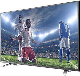 Toshiba 43 Inch 4K Ultra HD LED Smart TV, Black - 43U5865EA