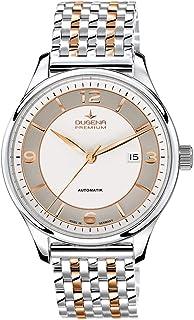 Dugena - Reloj Analógico para Hombre de Automático con Correa en Acero Inoxidable 7090341