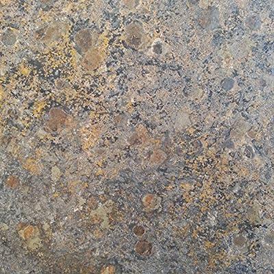 Floor or Bathroom Natural Stone Tile Limestone Tile 12in x 12 in x 1 cm Brazilian Rusty Slate