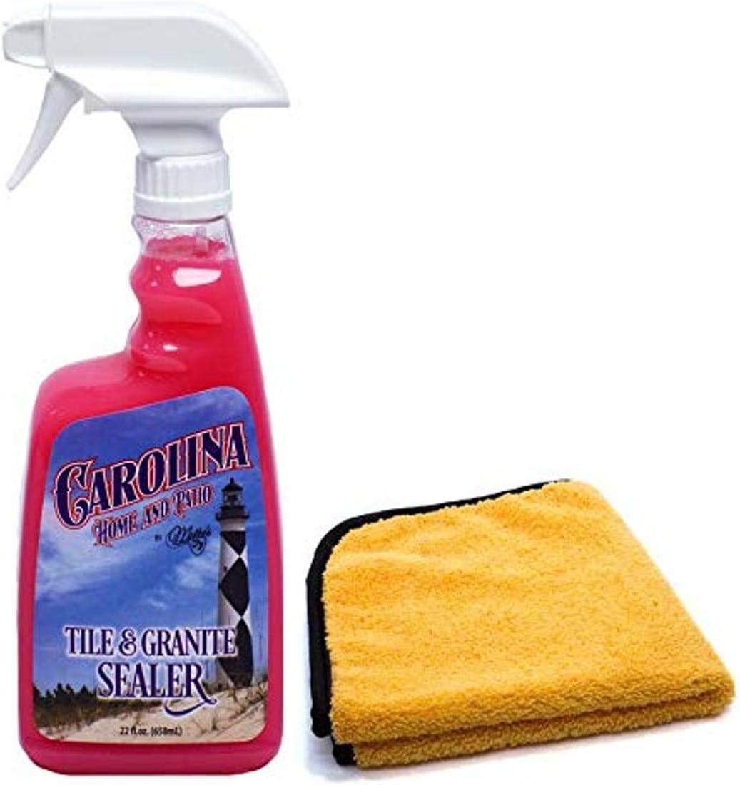 McKee's 37 CAR-400 Carolina Home Shipping included Sealer Polis Tile Max 66% OFF Patio and