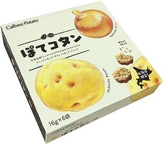 カルビーポテト【新パッケージ】ぽてコタン 96g(16g*6袋)1箱