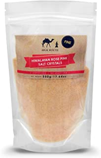 Silk Route Spice Company Himalayan Pink Salt (500g Fine)