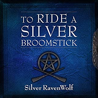 To Ride a Silver Broomstick cover art