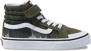 Kids Plaid Camo SK8-Hi Reissue 138 V Sneakers