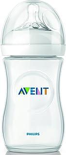 Philips Avent Natural Feeding Bottle, 260 Ml - SCF693/27 Clear