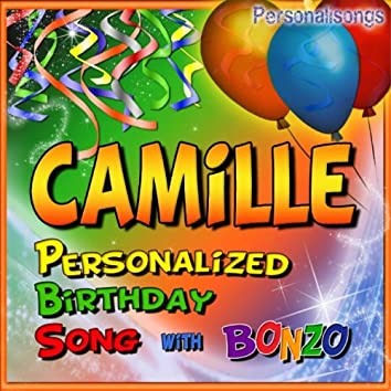 Camille Personalized Birthday Song With Bonzo