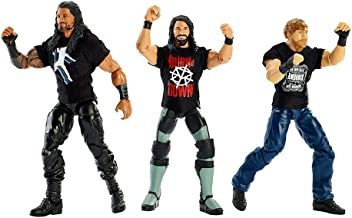 WWE Epic Moments Shield Reunion Action Figure Pack