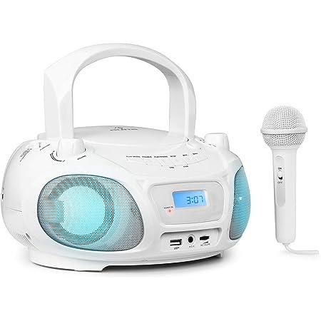 Auna Roadie Sing Cd Mp3 Karaoke Player Stereoanlage Elektronik