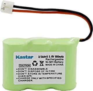Vtech ia5878 Cordless Phone Battery Replacement For 3-1/2AA w/JST Battery
