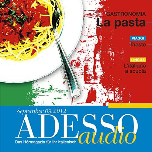 ADESSO Audio - L'italiano a scuola. 9/2012 cover art
