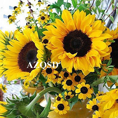 JRGGPO Van Gogh Landschaft Sonnenblume Blume 5D DIY Diamond Painting Erwachsene Kinder Geschenk Diamantmosaik Voll Runde Bohrer Kits Strass Bild(30x45cm Quadratischer Diamant)