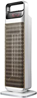 ASDFGH Calefacción Auxiliar del radiador Vertical Calentador de Control Remoto, IPX2 a Prueba de Agua, de sincronización, Pantalla LED, Amplio apoyabrazos, Silencio, por Ministerio del Interior