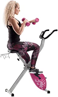 comprar comparacion CADENCE. Proform Unisex X-Bike Elite Pink, faltbar