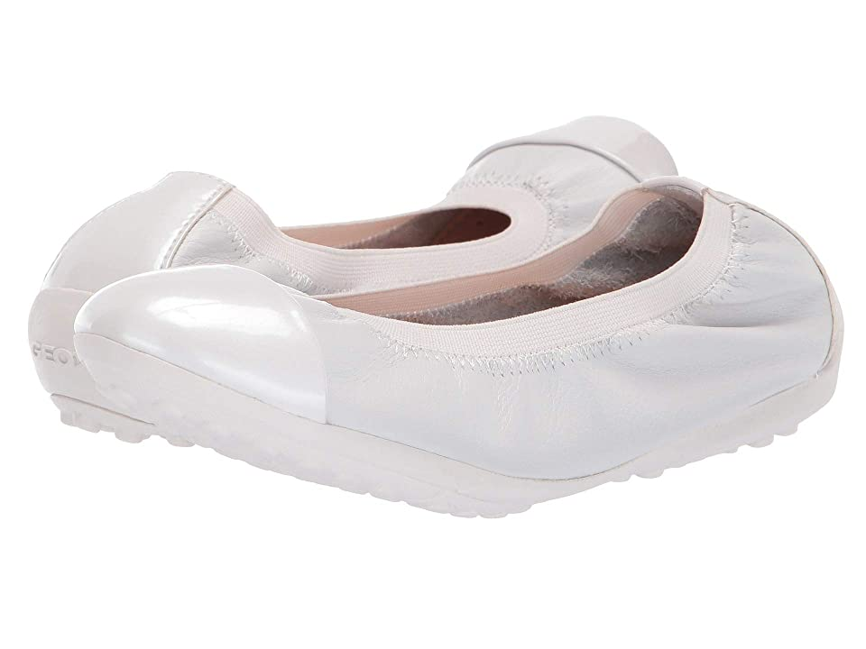 Geox Kids Piuma Girl 71 (Little Kid/Big Kid) (White) Girl