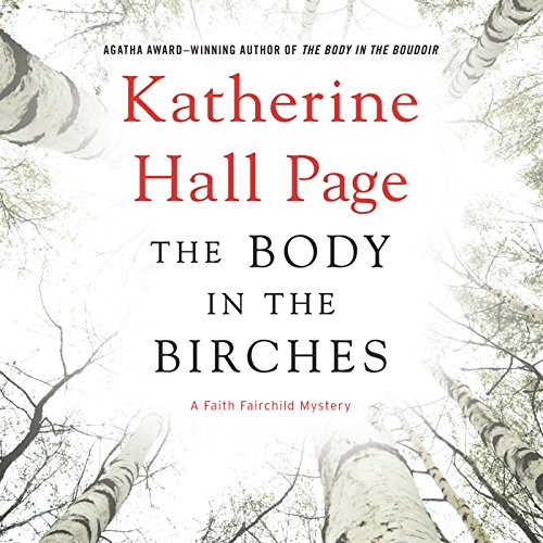 The Body in the Birches audiobook cover art