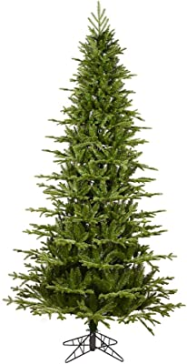 Vickerman Kamas Fraiser Fir Christmas Tree, 4.5', Green