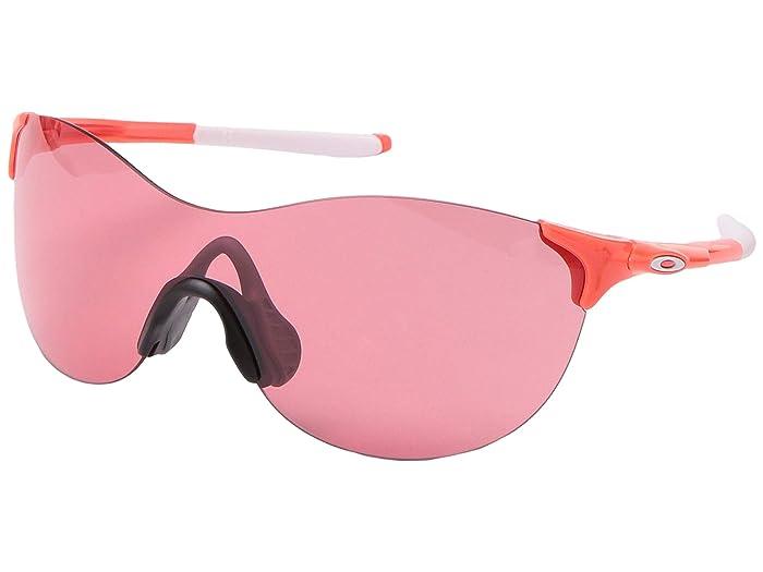 Oakley 37 mm EVZero Ascend (Safety Orange) Fashion Sunglasses
