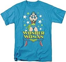 Popfunk Wonder Woman Stars T Shirt & Stickers