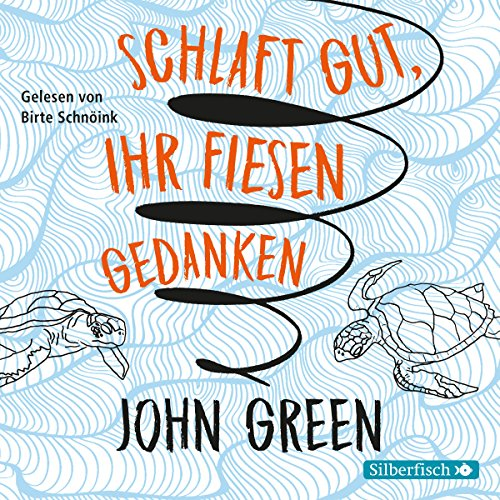 Schlaft gut, ihr fiesen Gedanken                   Written by:                                                                                                                                 John Green                               Narrated by:                                                                                                                                 Birte Schnöink                      Length: 7 hrs and 10 mins     Not rated yet     Overall 0.0