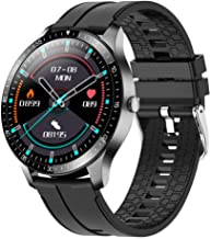 UIEMMY slim horloge Smart Watch Heren Sport Fitness Tracker Aangepaste wijzerplaten IP68 Waterdicht Hartslagbewaking Oproe...