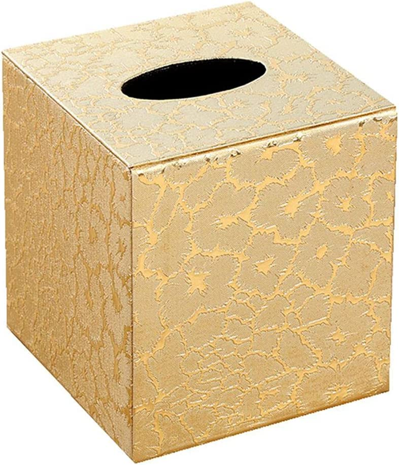 S Forever In stock Home Decor Cube sale Tissue Box Holders Square PU T Leather