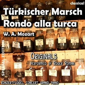 Türkischer Marsch , Rondo Alla Turca (feat. Roger Roman) - Single