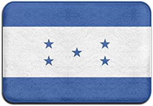 Flag Of Honduras Doormat Anti-slip House Garden Gate Carpet Door Mat Floor Pads