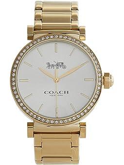 코치 여성 시계 COACH Essential,Silver/White 4