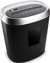Blacklight Paper shredder, level 4 confidentiality, portable portable business office, home file shredder, comfortable 17L... photo