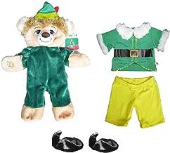Build A Bear Workshop UNSTUFFED Holiday Buddy Elf Plush 17