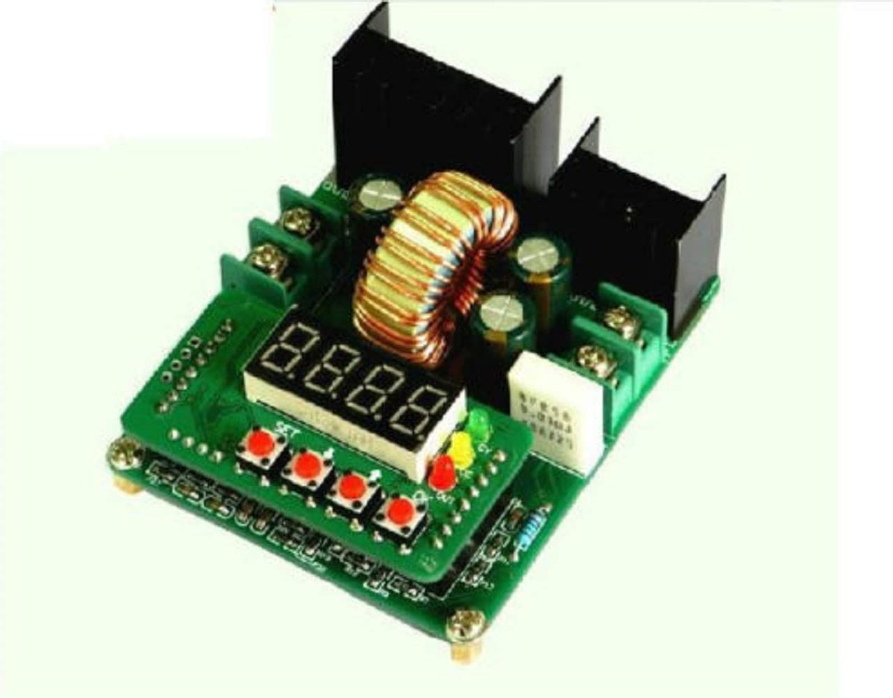High-precision CNC Very popular DC-DC Continuous Mo Portland Mall Step-down Voltage Current