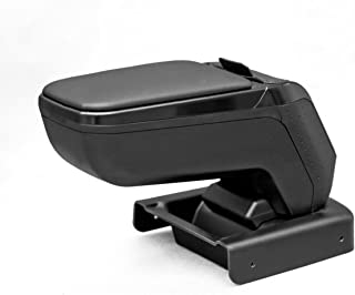 ARMSTER V00928 Armrest Black Specific car Renault Megane IV (2016-), with compartments and Folding