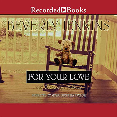 For Your Love audiobook cover art